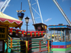 Pirate Ship,  Botton's Pleasure Beach, Skegness