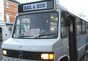 Hail and Ride Bus Service To Cease