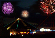 East Coasts Biggest Firework Display Coming to Fantasy Island