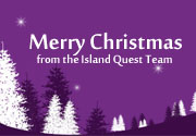 Merry Christmas from Island Quest